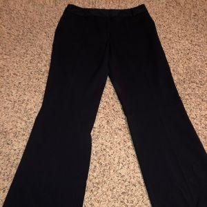 Women's Apt 9 dress pants in navy, Size 8